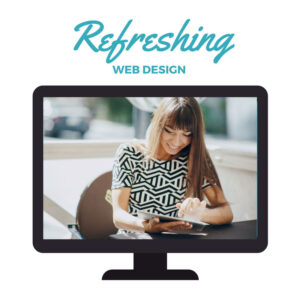 Refreshing Web Design