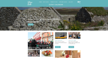 Sligo Hub Website